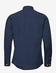 Jack & Jones - JJEOXFORD SHIRT L/S S21 - casual skjortor - navy blazer - 1