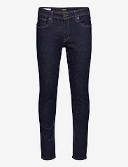 Jack & Jones - JJILIAM JJORIGINAL AGI 074 - slim jeans - blue denim - 0
