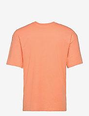 Jack & Jones - JORBRINK TEE SS CREW NECK - basic t-shirts - shell coral - 1