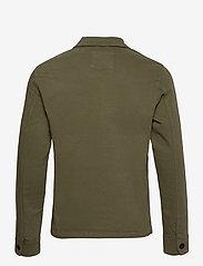 Jack & Jones - JJILUCAS JJJACKET AKM OLIVE - casual skjortor - olive night - 1