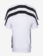 Jack & Jones - JJEORGANIC BASIC TEE SS O-NECK 5PK MP - basic t-shirts - black - 8