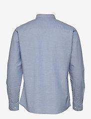 Jack & Jones - JJEOXFORD SHIRT L/S S21 2PK MP - basic skjortor - cashmere blue - 2