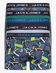 Jack & Jones - JACSUMMER PRINT TRUNKS 5 PACK LTN - bokserki - blazing yellow - 1