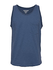 JORWALLET TANK TOP STS - ENSIGN BLUE