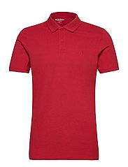 JJEBASIC POLO SS - RIO RED