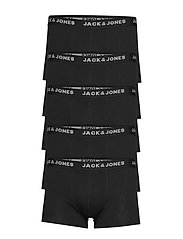 JACHUEY TRUNKS 5 PACK NOOS - BLACK