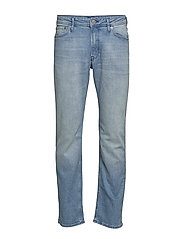 JJICLARK JJORIGINAL JOS 313 STS - BLUE DENIM