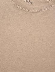 Jack & Jones - JJEORGANIC BASIC TEE SS O-NECK NOOS - basic t-shirts - crockery - 2