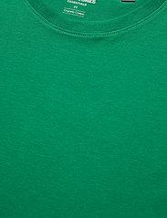 Jack & Jones - JJEORGANIC BASIC TEE SS O-NECK NOOS - basic t-shirts - verdant green - 2