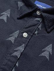 Jack & Jones - JORDREW SHIRT LS - casual skjortor - navy blazer - 2