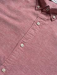 Jack & Jones - JJESUMMER SHIRT L/S S21 STS - basic skjortor - rio red - 2