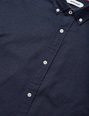 Jack & Jones - JJESUMMER SHIRT S/S S21 STS - basic skjortor - navy blazer - 3