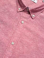 Jack & Jones - JJESUMMER SHIRT S/S S21 STS - basic skjortor - rio red - 3