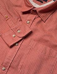 Jack & Jones - JPRBLUSEAN SHIRT L/S ONE POCKET - casual skjortor - red dahlia - 3