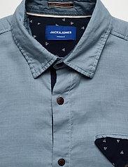 Jack & Jones - JORCHANDLER SHIRT LS - basic skjortor - ashley blue - 3