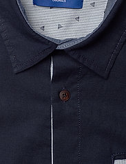 Jack & Jones - JORCHANDLER SHIRT LS - basic skjortor - navy blazer - 3