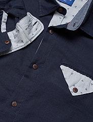Jack & Jones - JORCHANDLER SHIRT LS - basic skjortor - navy blazer - 4
