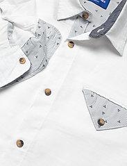 Jack & Jones - JORCHANDLER SHIRT LS - basic skjortor - white - 4