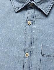 Jack & Jones - JPRBLUEASTON SHIRT L/S ONE POCKET - casual skjortor - soul blue - 2