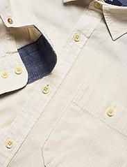 Jack & Jones - JPRBLUEASTON SHIRT L/S ONE POCKET - casual skjortor - whisper white - 3