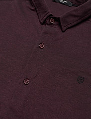 Jack & Jones - JPRBLAJACE LS JERSEY SHIRT - basic skjorter - vineyard wine - 3