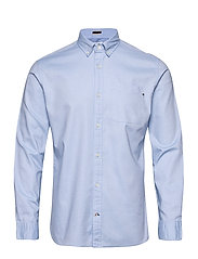 JJECLASSIC SOFT OXFORD SHIRT L/S NOOS - CASHMERE BLUE