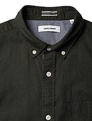 Jack & Jones - JJECLASSIC SOFT OXFORD SHIRT L/S NOOS - basic skjorter - olive night - 2
