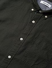 Jack & Jones - JJECLASSIC SOFT OXFORD SHIRT L/S NOOS - basic skjorter - olive night - 3