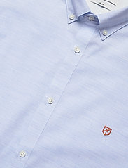Jack & Jones - JPRBLASPRING OTTO SHIRT S/S - basic skjortor - cashmere blue - 2