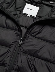 Jack & Jones - JJEMAGIC PUFFER COLLAR NOOS - vestes matelassées - black - 4