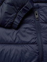 Jack & Jones - JJEMAGIC PUFFER COLLAR NOOS - vestes matelassées - navy blazer - 5