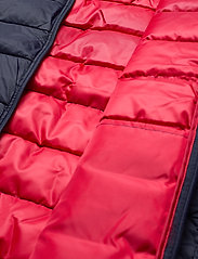 Jack & Jones - JJEMAGIC PUFFER COLLAR NOOS - vestes matelassées - navy blazer - 6