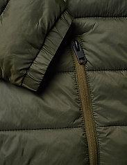 Jack & Jones - JJEMAGIC PUFFER COLLAR NOOS - vestes matelassées - rosin - 5