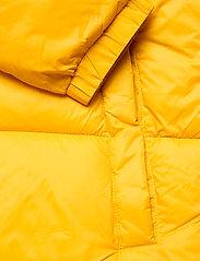 Jack & Jones - JJDREW PUFFER HOOD LTN - vestes matelassées - spicy mustard - 4