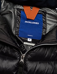 Jack & Jones - JORROLL PUFFER JACKET LTN - vestes matelassées - black - 4