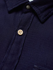 Jack & Jones - JORNICKI SHIRT LS - basic skjortor - dark blue denim - 3