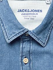 Jack & Jones - JORNICKI SHIRT LS - basic skjortor - light blue denim - 2