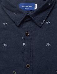 Jack & Jones - JORFUEL SHIRT LS - casual skjortor - navy blazer - 2