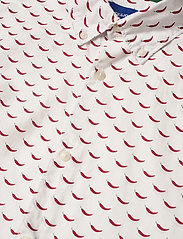 Jack & Jones - JORANDREW SS SHIRT SH - kortärmade skjortor - white - 3