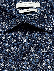 Jack & Jones - JPRBLABLACKBURN SHIRT L/S W20 - casual skjortor - dark navy - 2