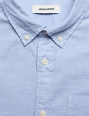 Jack & Jones - JJEOXFORD SHIRT L/S S21 - casual skjortor - cashmere blue - 2