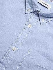 Jack & Jones - JJEOXFORD SHIRT L/S S21 - casual skjortor - cashmere blue - 3
