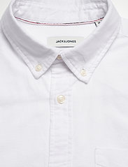 Jack & Jones - JJEOXFORD SHIRT L/S S21 - casual skjortor - white - 2