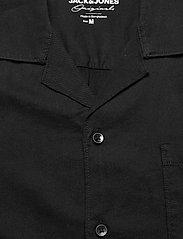 Jack & Jones - JORALEC SHIRT SS BLK - basic skjortor - tap shoe - 2