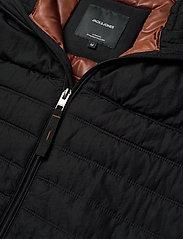 Jack & Jones - JJBASE LIGHT COLLAR JACKET - vestes matelassées - black - 2