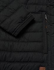 Jack & Jones - JJBASE LIGHT COLLAR JACKET - vestes matelassées - black - 3