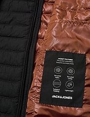 Jack & Jones - JJBASE LIGHT COLLAR JACKET - vestes matelassées - black - 4