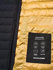 Jack & Jones - JJBASE LIGHT COLLAR JACKET - vestes matelassées - dark navy - 4