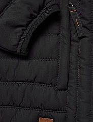 Jack & Jones - JJBASE LIGHT HOOD JACKET - fôrede jakker - black - 4