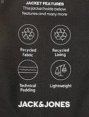 Jack & Jones - JJBASE LIGHT HOOD JACKET - fôrede jakker - dark navy - 5